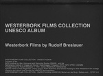 WESTERBORK FILMS COLLECTION - UNESCO ALBUM - 20200120