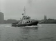 Fire fighting boat