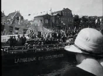 Festive commemoration of the 100 years existence of the Noordhollands Kanaal