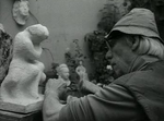 Sculptor Mari Andriessen 80 years